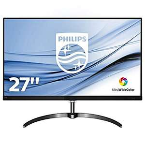 Philips 276E8FJAB 27-Inch IPS QHD IPS Monitor, HDMI, DP, VGA Black - Used like new £143.37 @ Amazon Warehouse