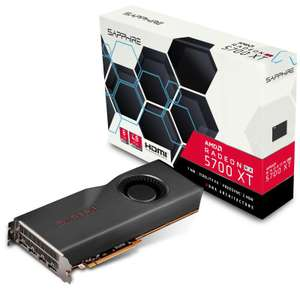 Sapphire *B Grade Radeon RX 5700 XT 8GB GDDR6 PCI-Express Graphics Card £329.89 delivered from overclockers