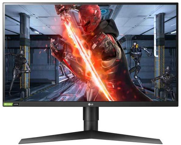 LG 27GL83A WQHD Gaming Monitor 144 Hz, 1 ms GTG, G-Sync - used very good £305 @ Amazon.it Warehouse