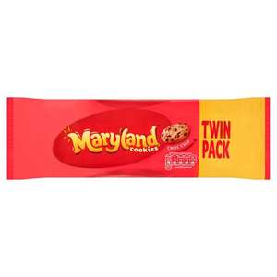 Maryland cookies twin pack 2x230g £1.19 @ tesco