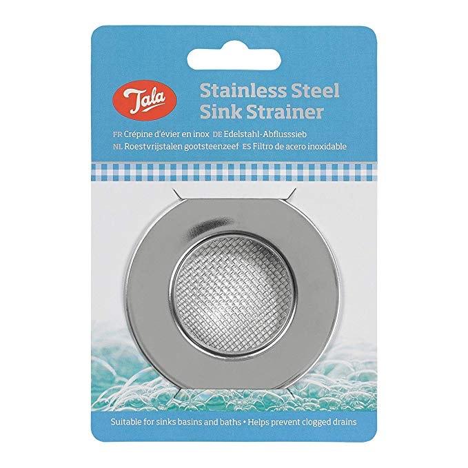 Tala Stainless Steel Mini Sink Strainer £1.40 (Prime) / £5.89 (non Prime) at Amazon