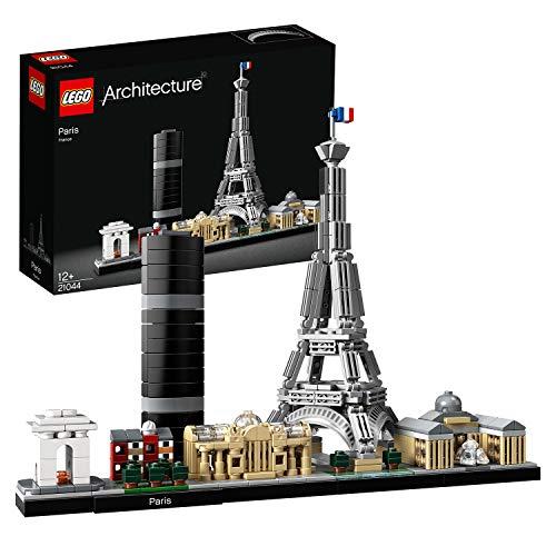 LEGO 21044 Architecture - Paris - £34.97 delivered @ Amazon DE (+ possible extra discount)