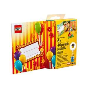 Lego 853906 Greeting card for girl or boy £2.79 - Stock at Lego Store Sheffield and Manchester or £3.95 P&P under £50.00 or free over £50.00