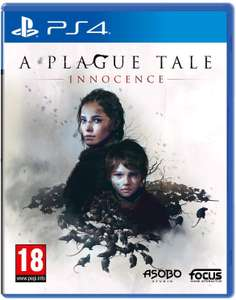 A Plague Tale: Innocence (PS4) £21.99 Delivered @ Amazon