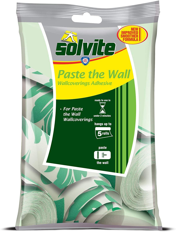 Solvite paste the wall down to £3.57 prime £8.06 non prime @ Amazon
