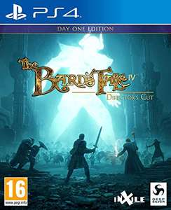 The Bard's Tale IV: Director's Cut Day One Edition (PS4/XBox One) £12.95 Delivered @ The Game Collection