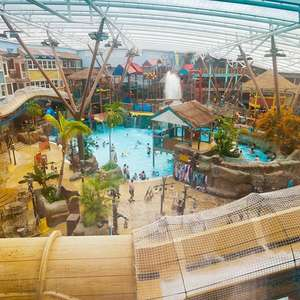 Feb Half Term at Alton Towers - Overnight Stay with Breakfast, Waterpark entry, Live entertainment + Crazy Golf 2A + 2C from £124
