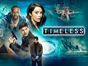 Timeless Seasons 1 & 2 HD £2.99 Each To Own from Amazon Video