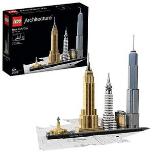 LEGO 21028 Architecture New York City - £31.57 delivered @ Amazon Germany