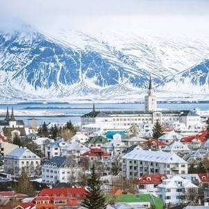 Direct return flight to Reykjavik from London Luton £39 (April departures) @ Skyscanner / Wizz Air