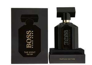 HUGO BOSS The Scent EDP 50ml PARFUM EDITION For Her Reduced to £34 + £1.99 Click & Collect @ TKMAXX