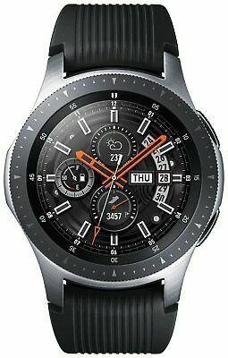 Samsung Galaxy 46mm 4GB Bluetooth Smart Watch - Silver - Refurbished £129.99 with 12 months warranty Argos eBay