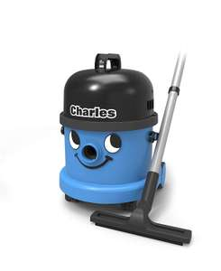 Henry Charles Wet and Dry Vacuum Cleaner, 15 Litre, 1060 W, Blue used-like new £107.73 @ Amazon Warehouse