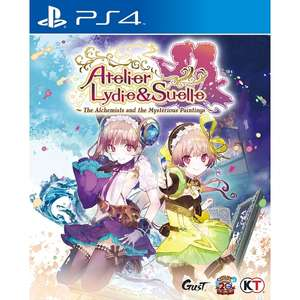Atelier Lydie & Suelle The Alchemists And The Mysterious Paintings (PS4) £10.99 Delivered @ 365games