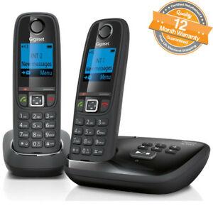 Refurbished Gigaset Al415A Twin Digital Cordless Phone with Answer Machine & Caller Display - £19.99 @ telephonesonline via Ebay