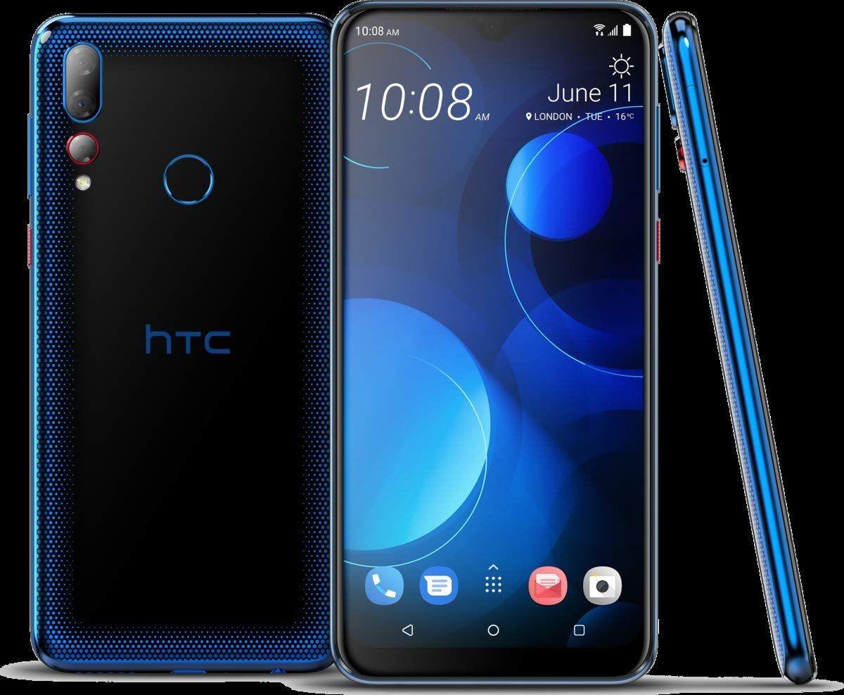 "HTC Desire 19+ 6.22"" 4GB/64GB IPS Display Triple Camera Dual Sim Android 9.0 - £94.92 @ Amazon Germany"