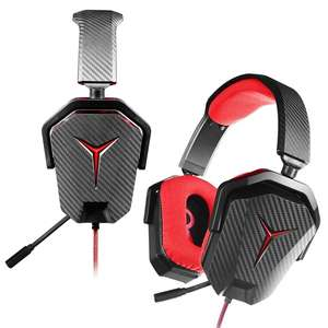 Lenovo Y Gaming Stereo Headphones with 50mm Drivers / 3.5mm Connection £20.99 Delivered Using Code @ Lenovo