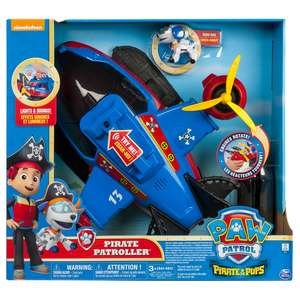 Paw Patrol Pirate Pups Air Patroller £24.99 With Code @ The Entertainer (Free C&C)