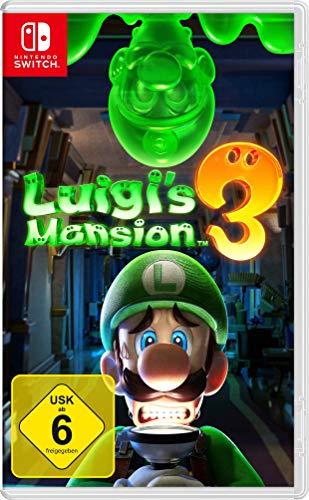 Luigi's Mansion 3 Nintendo Switch USED (German Edition) £32.07 at Amazon Warehouse Italy