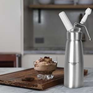 Maison & White 500ml Whipped Cream Dispenser £13.99 @ Roov (Free P&P With Code)