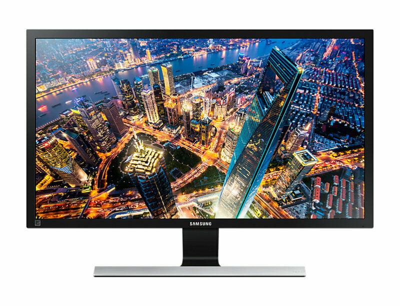 """""""Used - Like New"""" Samsung U28E570D 28"""" UHD 4K Monitor £128.68 at Amazon Warehouse Italy"""