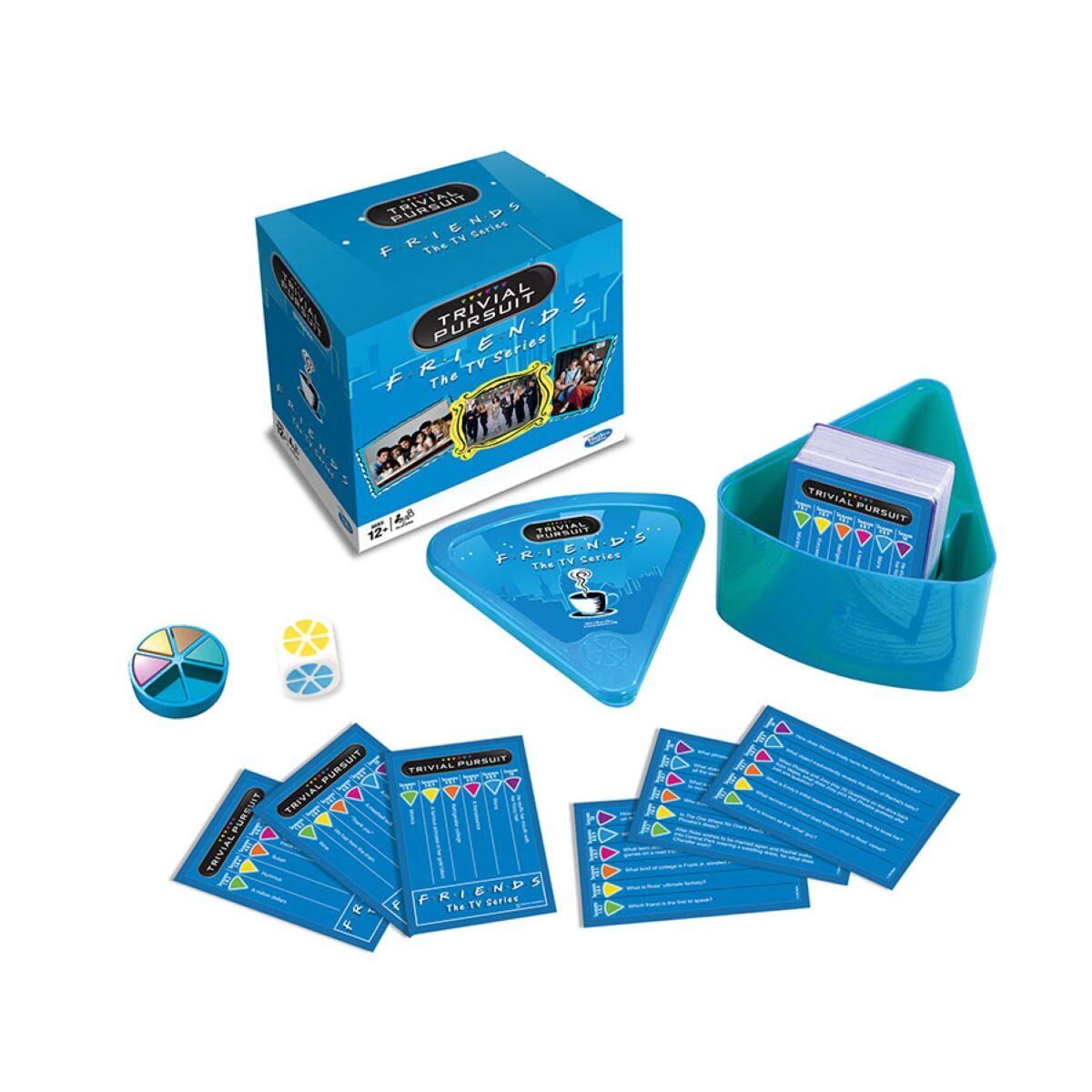 Friends Bitesize Trivial Pursuit £7.49 / Monopoly £14.99 at Robert Dyas free c&c