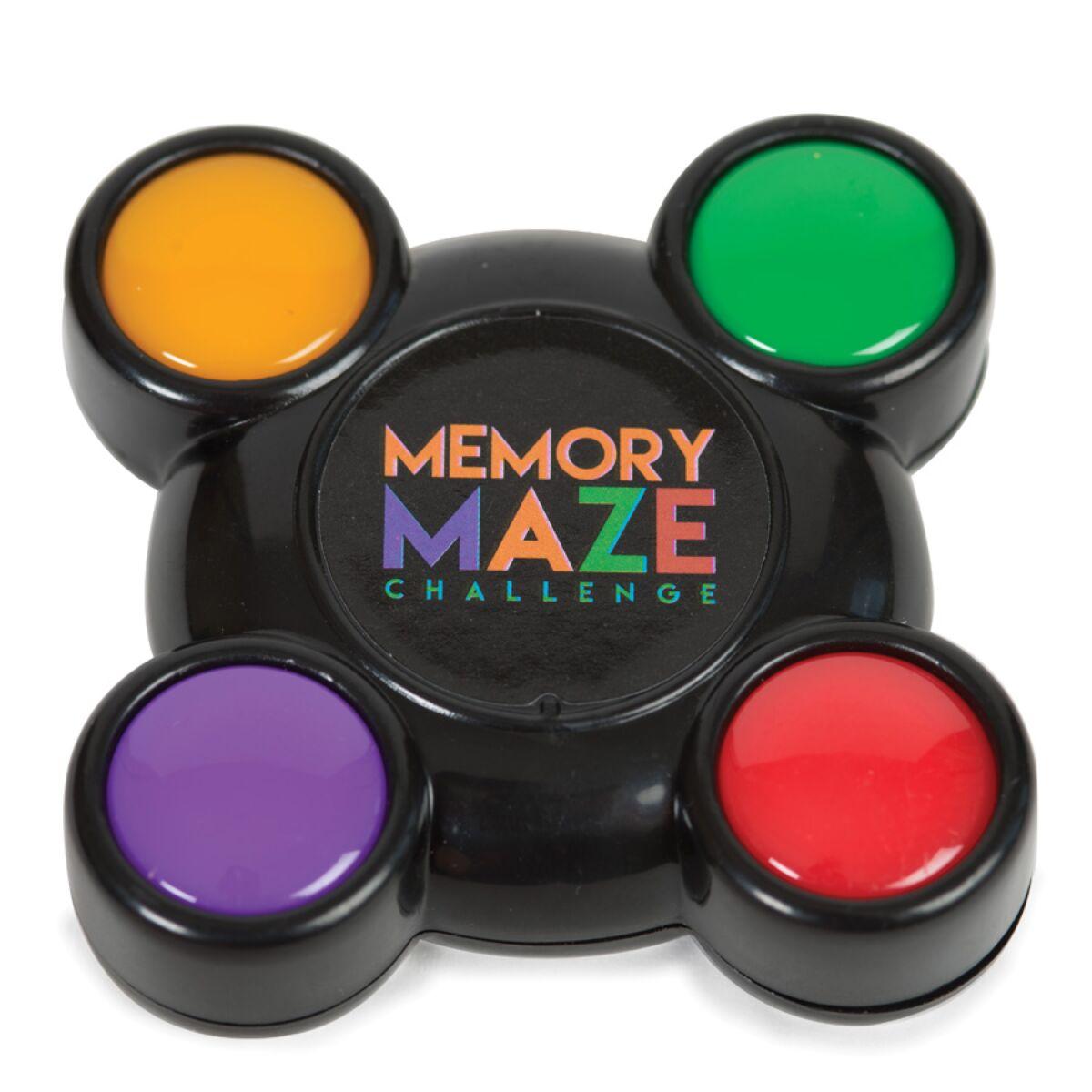 Memory Maze Challenge pocket game £2.99 at Robert Dyas free c&c