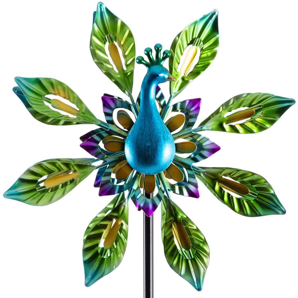 Smart Garden peacock wind spinner £7.99 at Robert Dyas free c&c