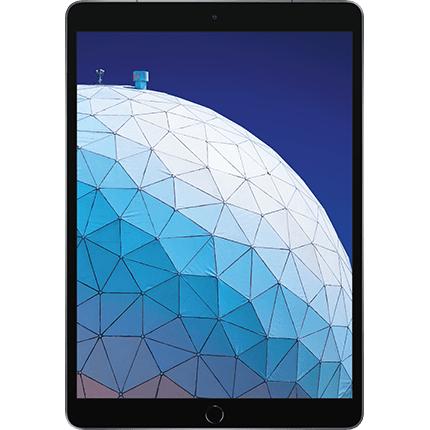 Apple iPad Air 2019 Model (10.5-inch, Wi-Fi + Cellular 4G, 64GB) - Space Grey £361.55 @ 02 Refub Shop