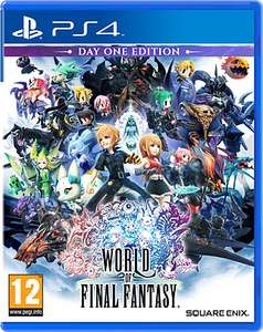 World of Final Fantasy (PS4) - (Preowned) £9.99 (C&C) @ GAME