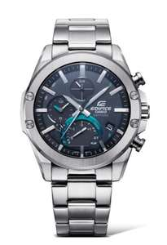 Casio Edifice Bluetooth Super-Slim Tough Solar Watch EQB-1000D-1AER £223.25 at watcho.co.uk