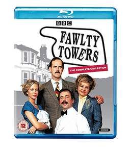 Fawlty Towers - The Complete Collection [Blu-ray] [2019] [Region Free] £22.99 @ Amazon