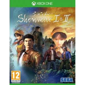 Shenmue I & II (Xbox One) £8.95 @ The Game Collection