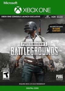 [Xbox One] Playerunknown's Battlegrounds (PUBG) - £4.95 @ The Game Collection