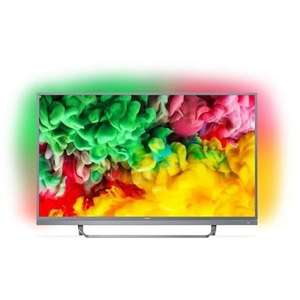 """Philips 49PUS6803 49"""" 4K Ultra HD Smart HDR LED TV with 1 Year Warranty- Grade A1 Refurb £299.97 @ Laptops Direct"""