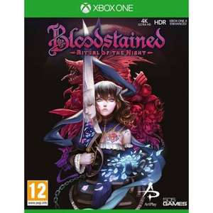[Xbox One] Bloodstained Ritual Of The Night - £14.95 delivered @ The Game Collection