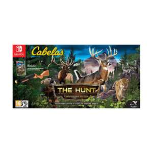 Cabela's: The Hunt - Championship Edition (Switch) £15.95 @ The Game Collection