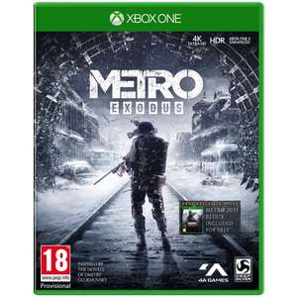 Metro Exodus (Xbox One) - £11.99 @ Smyths (Free Click & Collect)