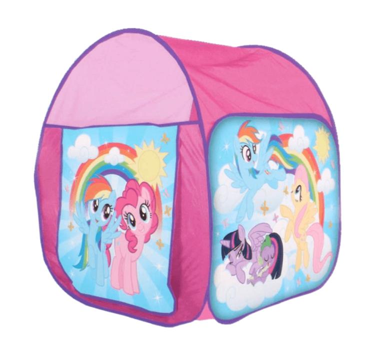 Foldabe My Little Pony Tend - Now £2.50 plus £3.49 Postage @ Pound Toy