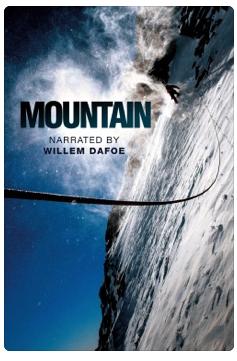 Mountain (4K/HDR) & Black Fish Documentaries £2.99 Each @ iTunes