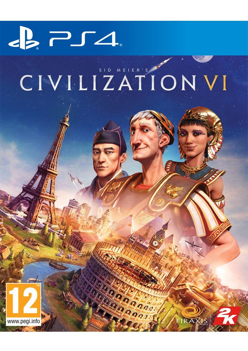 (PS4) Civilization VI on PlayStation 4 for £19.99 Delivered @ Simplygames