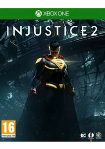 Injustice 2 on Xbox One for £6.99 Delivered @ Simply Games