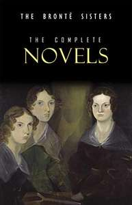 Classic Novels - The Brontë Sisters: The Complete Novels Kindle Edition - Free @ Amazon