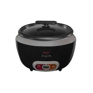 Tefal RK1568UK Cool Touch Rice Cooker, (20 Portions), 700 W, 1.8 Litre, Black - £22.49 @ Amazon