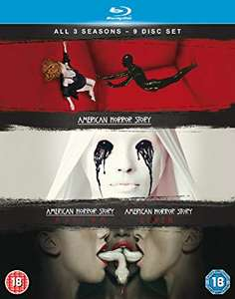 American Horror Story - Season 1-3 [Blu-ray] [2011] Box Set £7.99 @ Amazon Prime (+£2.99 non-Prime)