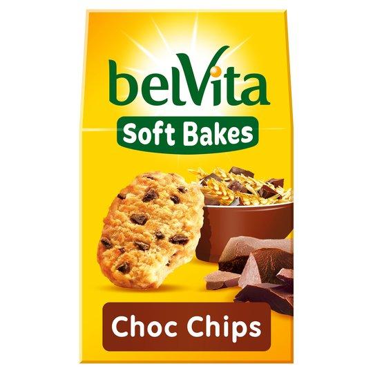Belvita Soft Bakes @ Tesco - £1.39