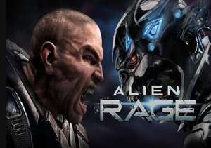 Alien Rage PC Shooter - 69p @ Gamivo. Daft price for a good game. Key only, download from Steam