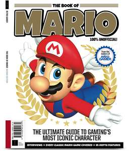 The Book Of Mario 2nd Edition - £4.99 @ My Favourite Magazines
