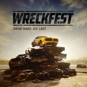 [Xbox One] Free Play Days with Gold - Wreckfest & Zombieland Double Tap @ Xbox