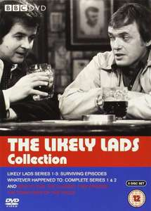The Likely Lads Collection (6 Disc BBC Box Set) [DVD] 6 DVD-£8.62 delivered @ Amazon Prime (+£2.99 non Prime)